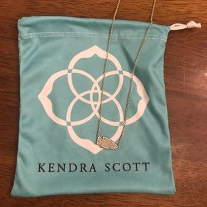 Kendra Scott Kasey Armstrong Pendent Necklace